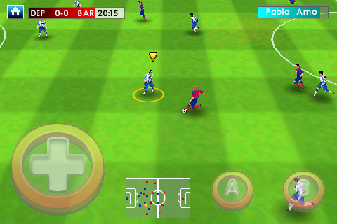 Real Soccer 2009 Ya Lo Tenemos Nosoloiphone